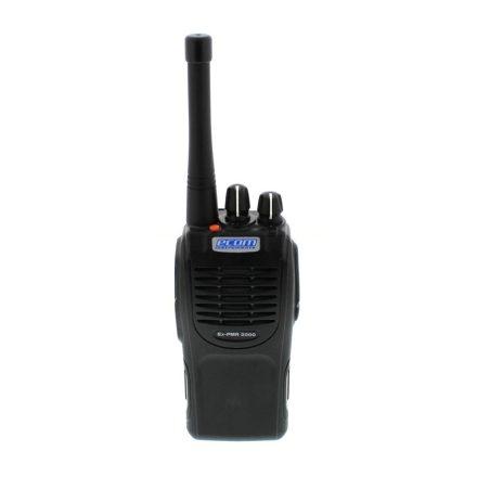 Ex-PMR 2000 kétutas rádió adó-vevő