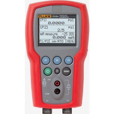 FLUKE 721 Ex precíziós nyomásmérő