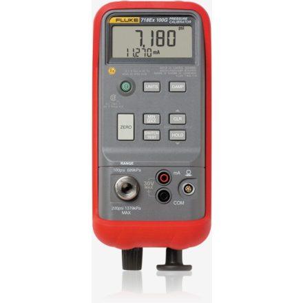FLUKE 718 Ex erőteljes nyomásmérő