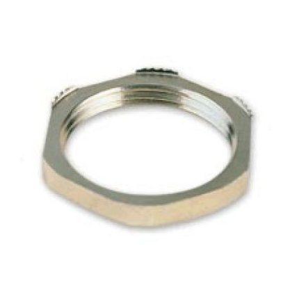 M12x1,5-ös körmös fém ellenanya