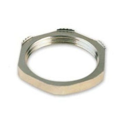 M25x1,5-ös körmös fém ellenanya