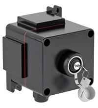 Robbanásbiztos kulcsos kapcsoló LCP1.K1MX.F